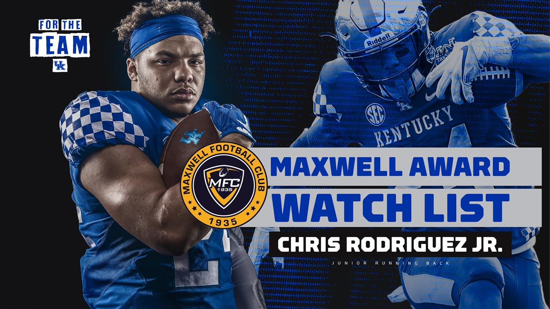 Maxwell Award Watch List