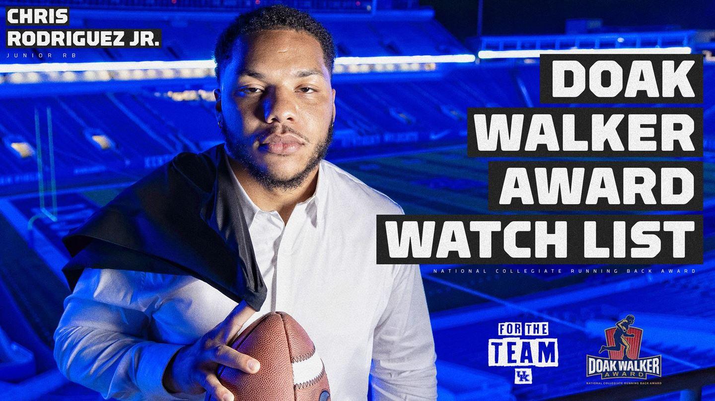 Doak Walker Award Watch List