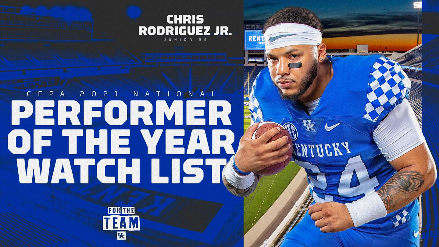 CFPA National Performer of the Year Watch List